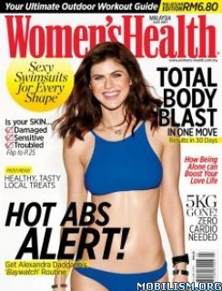 Download ebook Women's Health Malaysia - July 2017 (.PDF)