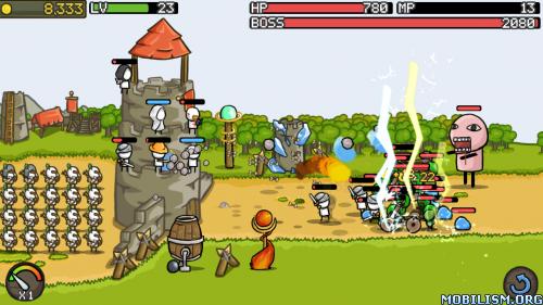 Grow Castle v1.4.3 (Mod) Apk