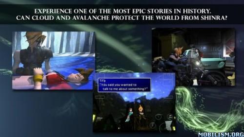 Final Fantasy VII v1.0.21 Apk