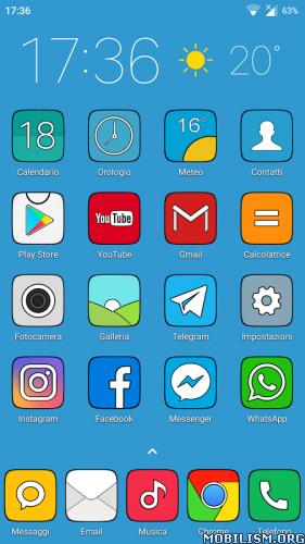 acmarketapk blogs: EXTRA!!! MIUI CARBON - Icon Pack v2 1Android APK