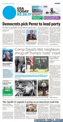 Download USA Today – 26 February 2017 (.PDF)