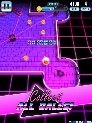 Retro Shot - Pinball Puzzle v1.2.1 [Mod Money/Lives/Ads-Free] Apk