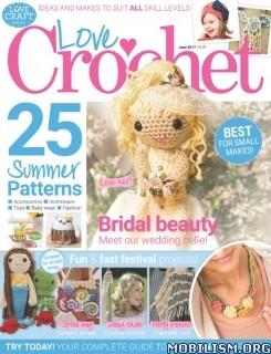 Download Love Crochet - June 2017 (.PDF)