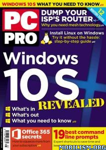 Download ebook PC Pro - August 2017 (.PDF)
