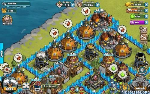 Vikings Gone Wild v3.7.1 [Mod] Apk