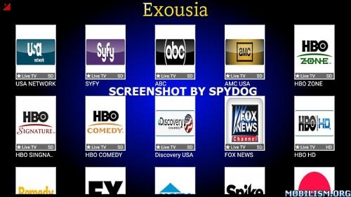 Exousia APK IPTV Mod Apk (Ads Free) 4