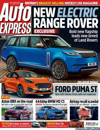 Auto Express – Issue 1600, November 06, 2019