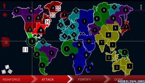 Border Siege v2.1.1 [war & risk] Apk