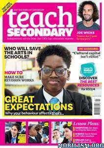 Teach Secondary – November 2019