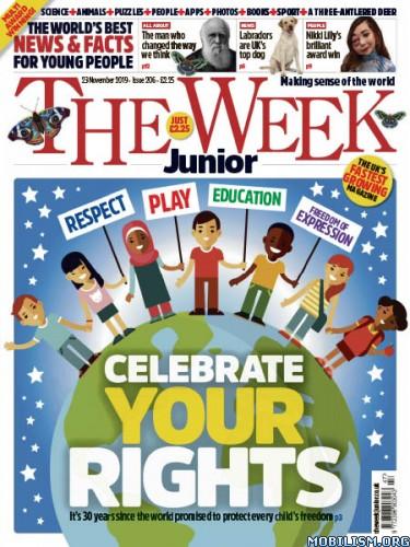 The Week Junior UK – Issue 206, 23 November 2019