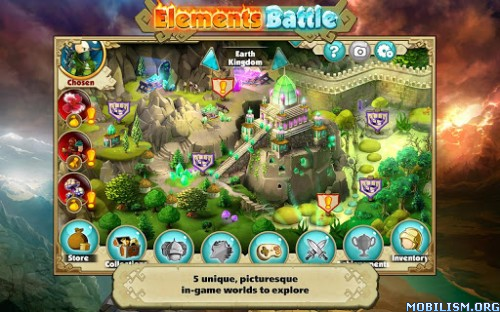 Elements Battle Apk v1.0.5