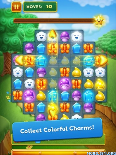 Charm King v2.27.0 [Mod Gold/Lives] Apk