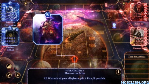 Talisman: The Horus Heresy v2.1 [Unlocked] Apk