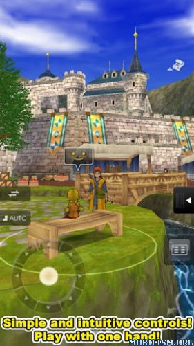 Dragon Quest VIII v1.0.9 Apk