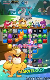Puzzle x Heroes v1.3.3 (Mod Money) Apk