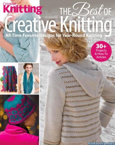 Download ebook The Best of Creative Knitting - October 2017 (.PDF)