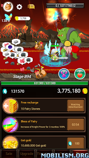 ExtremeJobs Knight's Assistant v2.0 (Mod) Apk