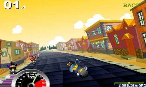Racing Moto Tour APK 1.0.0