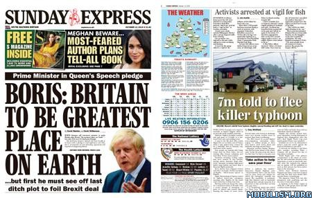 Sunday Express – October 13, 2019