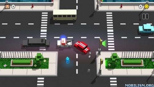 Loop Taxi v1.45 [Mod] Apk