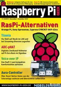 Raspberry Pi Geek – November/ Dezember 2019 [GER]