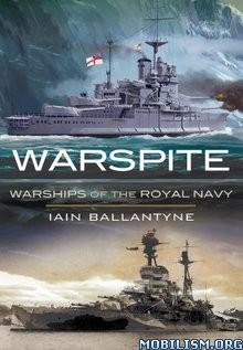 Download ebook Warspite by Iain Ballantyne (.ePUB)