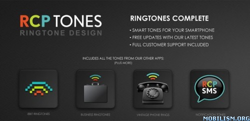 Software Releases • Ringtones Complete v2.5