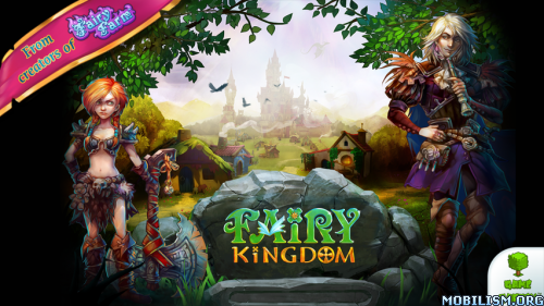 Fairy Kingdom: Magic World v1.7.7 [Mod Money] Apk