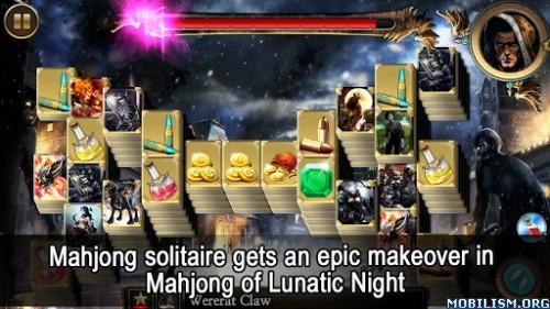 Battle Mahjong of LunaticNight v1.0.1.2 [Mod Money] Apk