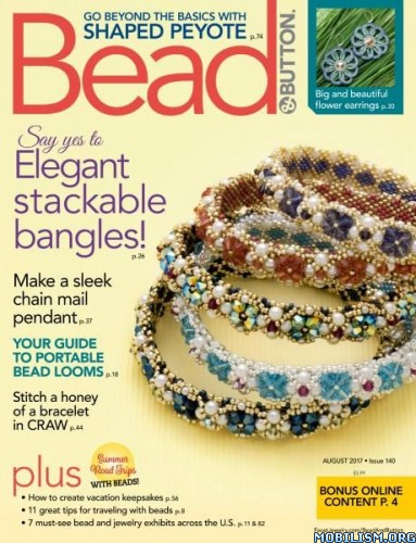 Download ebook Bead&Button - August 2017 (.PDF)