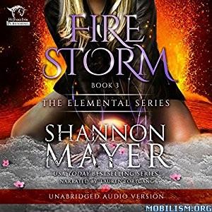 Download ebook Firestorm by Shannon Mayer (.MP3)