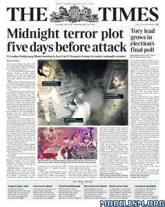 Download ebook The Times - 8 June 2017 (.PDF)
