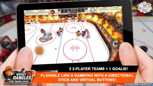 Hockey Dangles'16 Magnus v1.06 (Mod Money) Apk