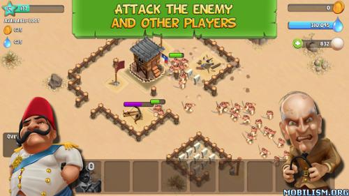 Tribal Rivals v3.0 (Free Skipping) Apk