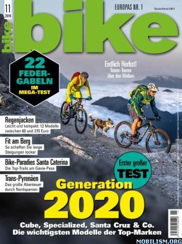 Bike Germany – Nr.11 2019 [GER]