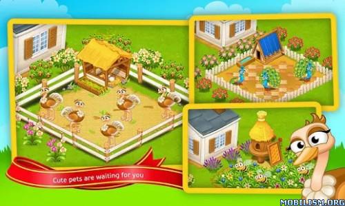 Amazing Day on Hay Farm v1.1.11 [Mod] Apk