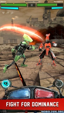 Ironkill: Robot Fighting Game v1.4.82 b82 [Mod Money] Apk