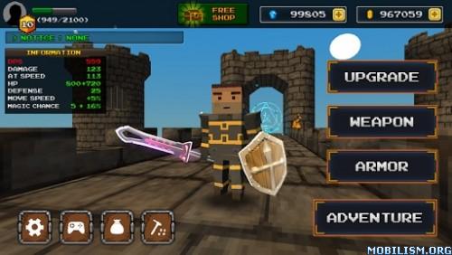 Pixel F Blade v2.4 [Mod Money] Apk