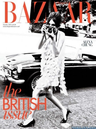 Harper's Bazaar UK - October 2011 free download