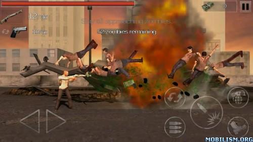 The Zombie: Gundead v1.1.3 [Mod Money/Ammo] Apk