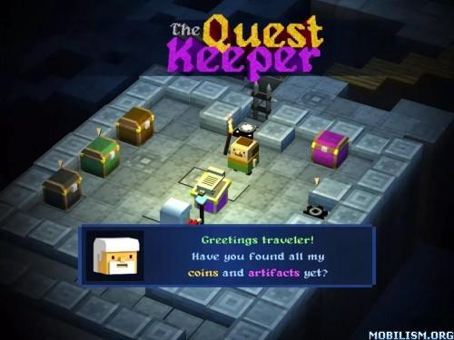 The Quest Keeper v1.71 (Mod Money) Apk