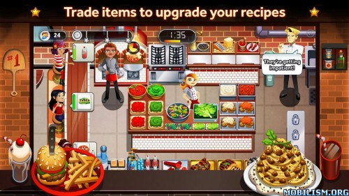 GORDON RAMSAY DASH v1.3.10 [Mod Coins/Level & More] Apk