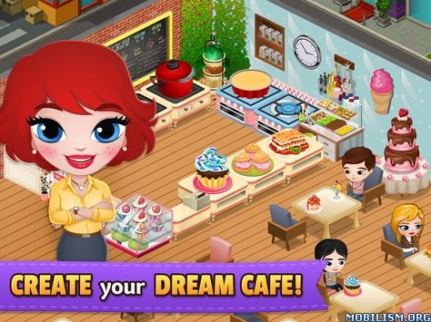 Cafeland - World Kitchen v0.9.37 (Mod) Apk