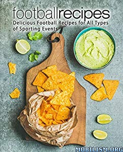 Football Recipes by BookSumo Press