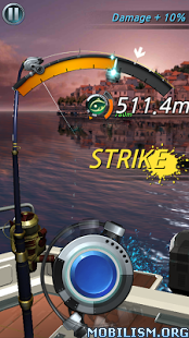 Fishing Hook v1.1.8 (Mod Money/Ad-Free) Apk
