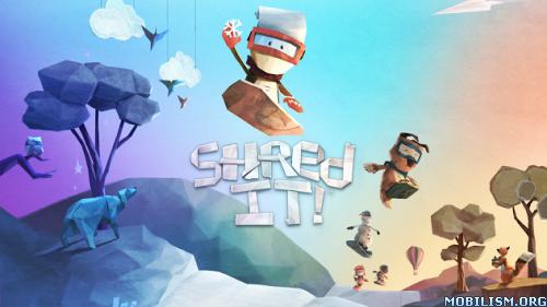 Shred It! v1.7 [Mod Money] Apk