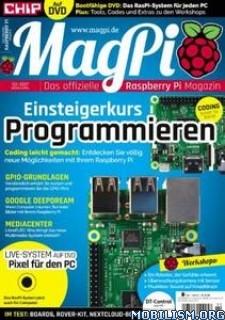 Download Chip MagPi Germany - März-April 2017 [GER](.PDF)