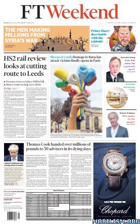 Financial Times Weekend UK – October 5/6, 2019