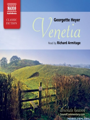 Download Venetia by Georgette Heyer (.MP3)