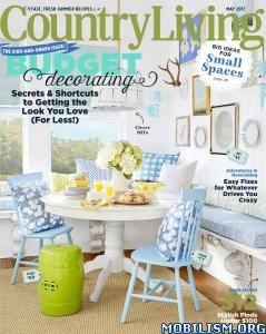 Download Country Living USA - May 2017 (.PDF)